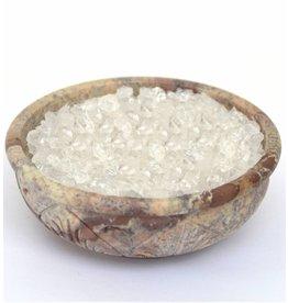 Bergkristall Chips für Heilsteine