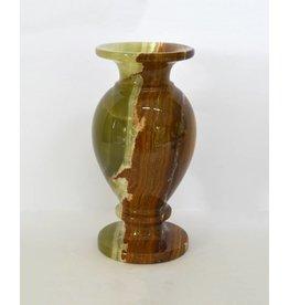 Vase Jorinde aus Onyx Marmor ca. 8 x 15 cm