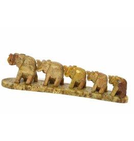 Elefantenreihe 5
