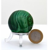 Malachit Kugel ca. 4 cm