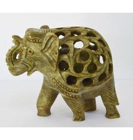 Elefant Undercut 10 cm