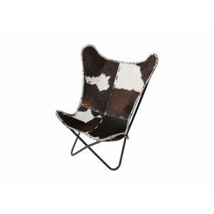 MAR10 Chair Balan Brown 91cm Leather / Pu