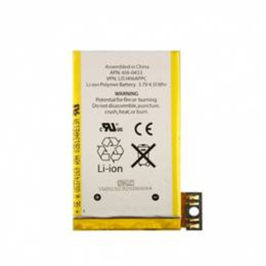 Batterij iPhone 3GS APN 616-0433