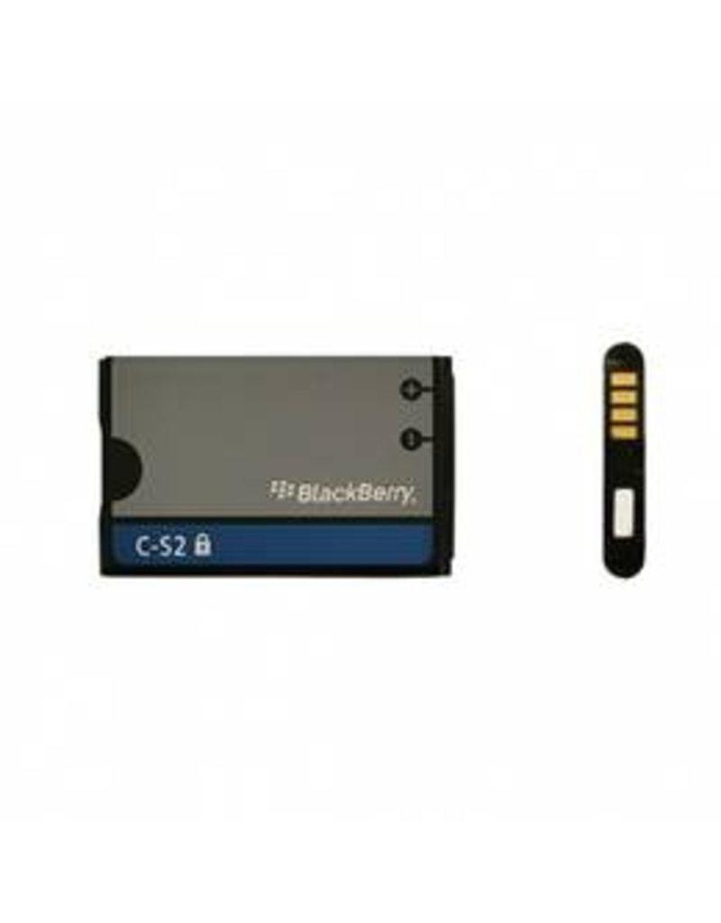 Batterij Blackberry 8707 V origineel C-S2