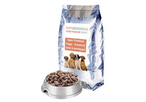 Puppybrokken.nl Super Premium Puppy Salmon & Potatoes