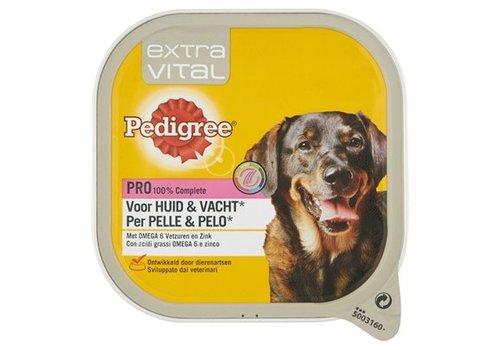 Pedigree Pedigree alu extra vital voor huid/vacht