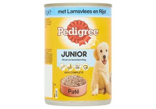 Pedigree Pedigree blik junior lam/rijst