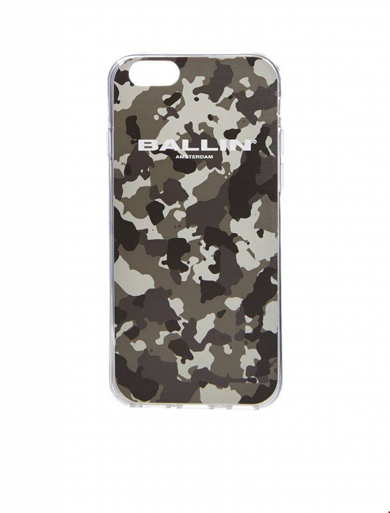 BALLIN Amsterdam iPhone 6 Case Legerprint