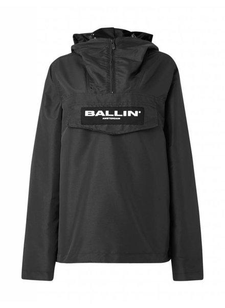 Ballin Amsterdam Anorak Jacket Zwart