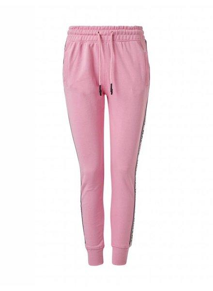 Ballin Amsterdam Dames Tape  Pants Roze