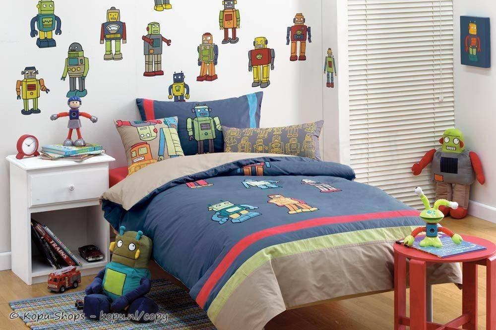 De mooiste accessoires voor de jongensslaapkamer