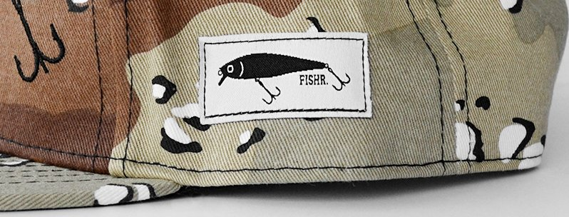 FISHR. Wobbler Snapback