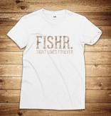 FISHR - Classic Shirt White Sandbank Camo