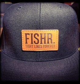 FISHR. FISHR. Snapback Leatherpatch