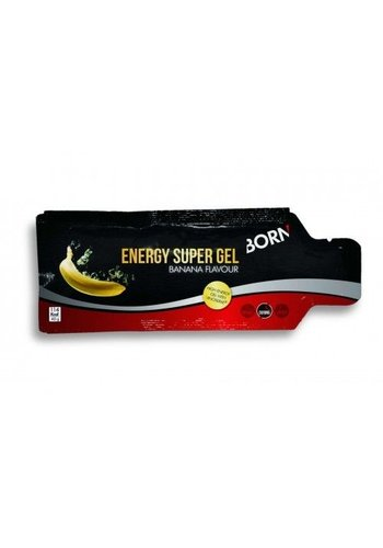 Born Born Energy Super Gel Banana Flavour