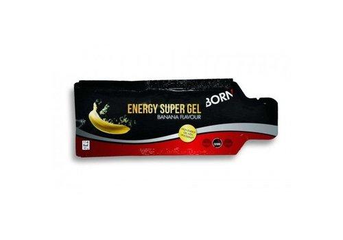 Born Energie-Supergel-Bananen-Geschmack