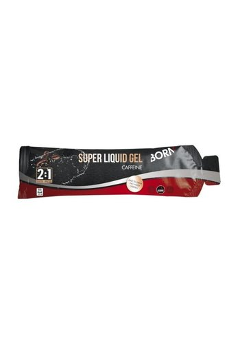 Born Born Super Liquid Gel - Smaak: caffeine