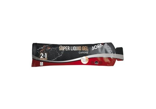 Born Super Liquid Gel - Smaak: caffeine