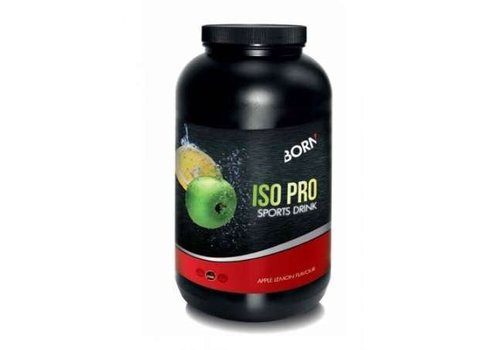 Born Iso Pro Sport Drink appel citroen (2KG)