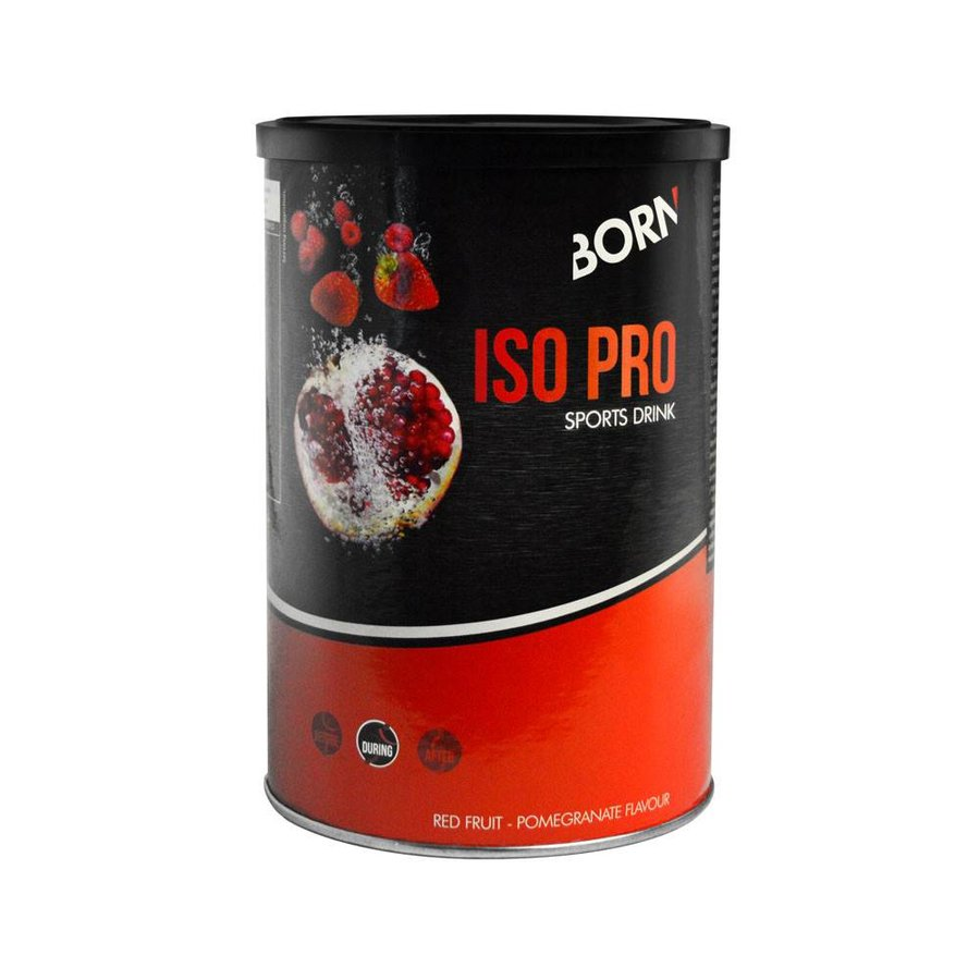 ISO PRO RED FRUIT SPORTSDRINK