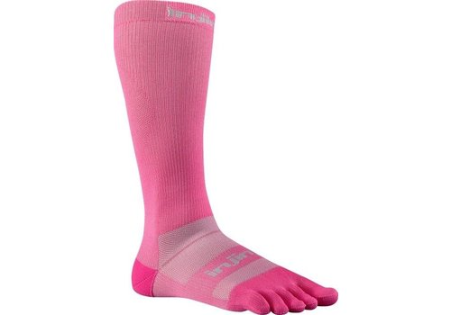 Injinji Compression stockings Pink