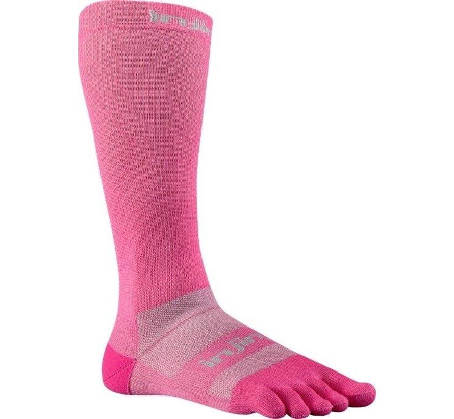 Injinji Compression stockings Pink