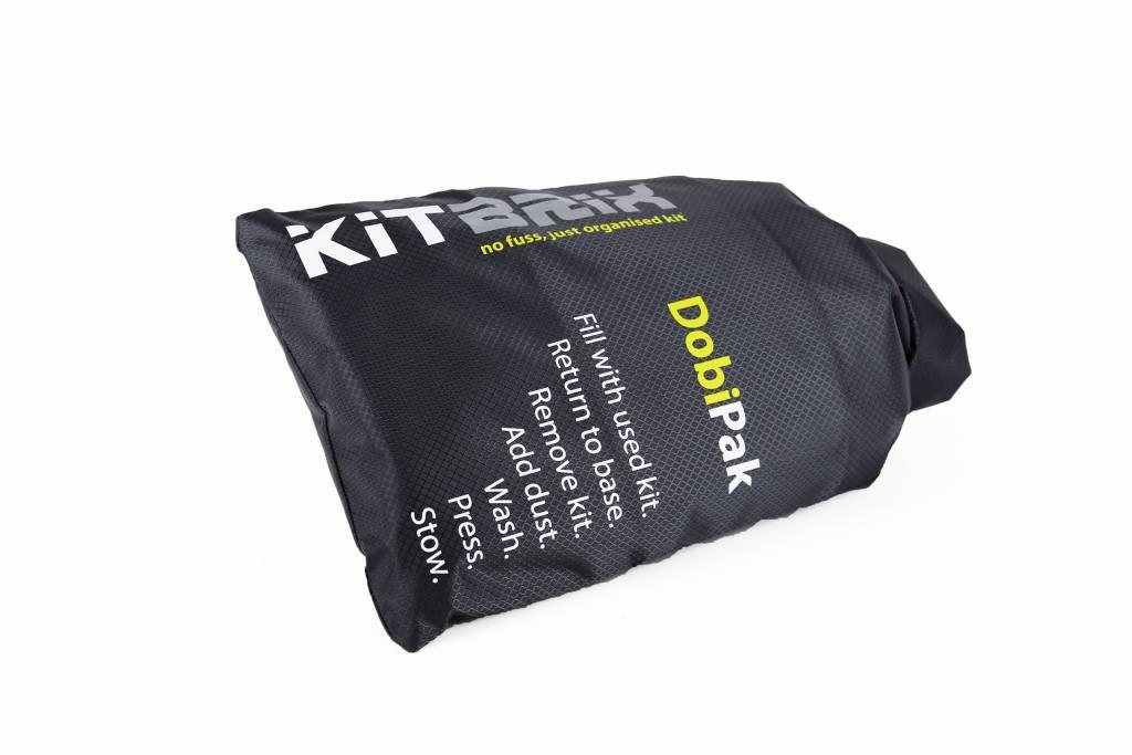 Deze kitbrix tas voor je vieze was is echt perfect voor na je obstacle run of andere buitensport. stop er je ...