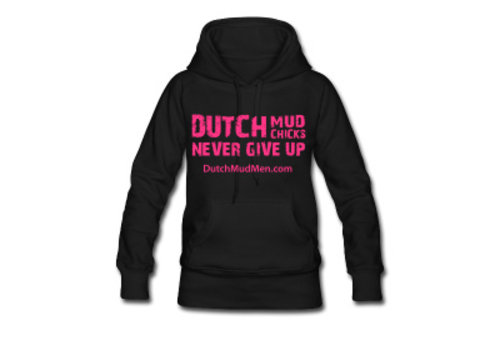 Dutch Mud Chicks Pullover Schwarz