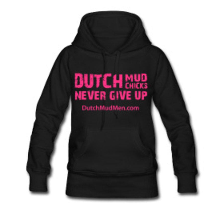 Dutch Mud Chicks Pullover Schwarz