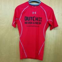 Size XXL Dutch Mud Men Team Shirt Red