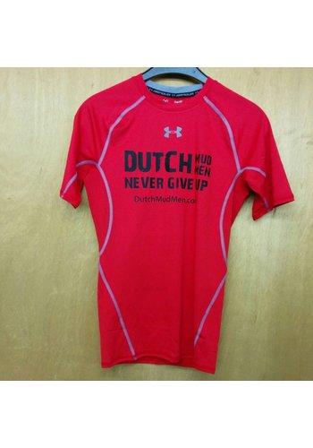 Dutch Mud Men Maat XXL Dutch Mud Men Teamshirt Rood