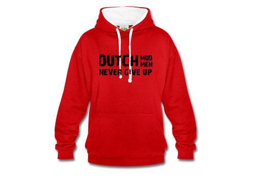 Dutch Mud Men Sweater Red