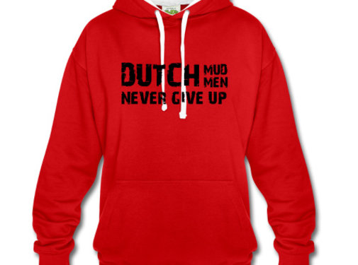Dutch Mud Men Dutch Mud Men Pullover Rot