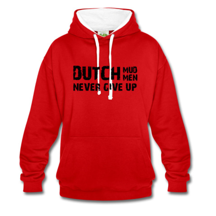 Dutch Mud Men Pullover Rot