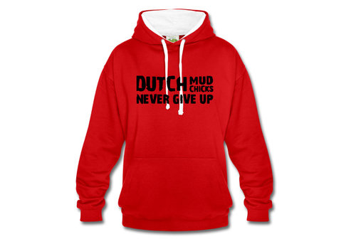 Dutch Mud Chicks Pullover (2016) Rot