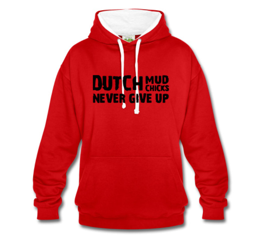 Dutch Mud Chicks Sweater (2016) Red