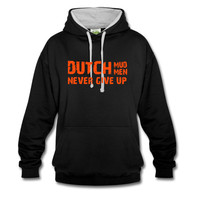 Dutch Mud Men Sweater Deluxe Black
