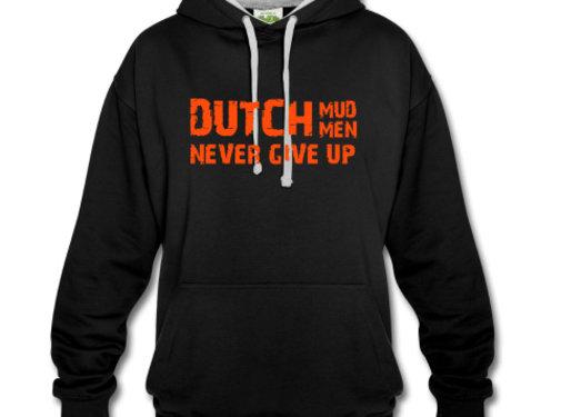 Dutch Mud Men Dutch Mud Men Sweater Deluxe Zwart