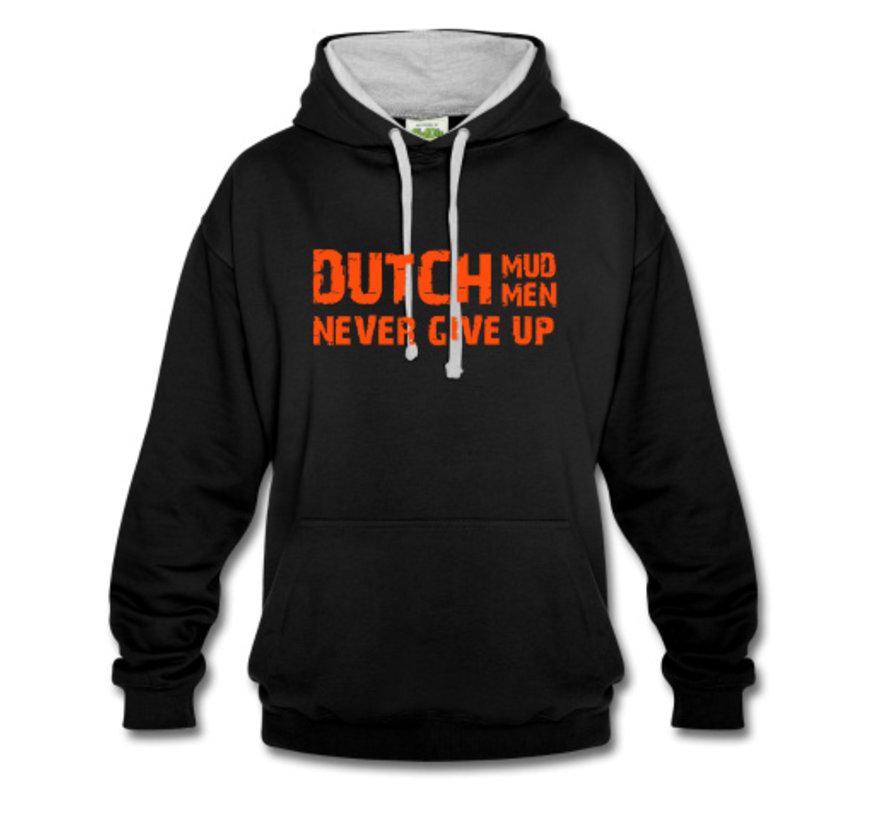 Dutch Mud Men Sweater Deluxe Zwart