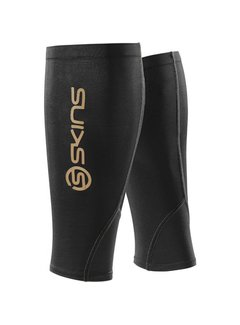 Skins Skins Calf Tights Compression Tights Gold