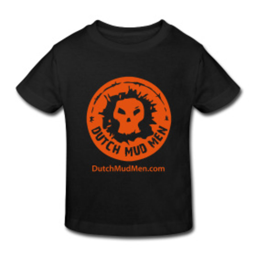 Dutch Mud Men Kids Shirt (Katoen)