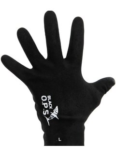 Darkfin Darkfin Black O.P.S. Gloves Dames
