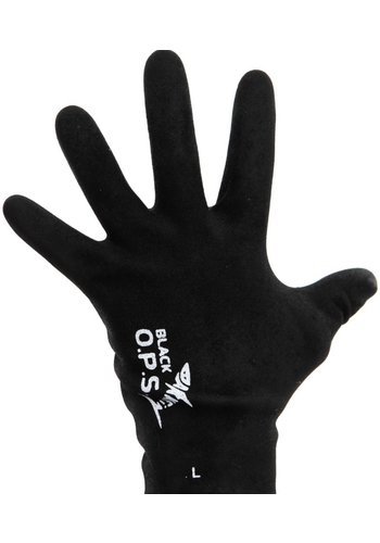 Darkfin Darkfin Black O.P.S. Gloves WOMEN
