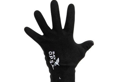 Darkfin Black O.P.S. Gloves Dames