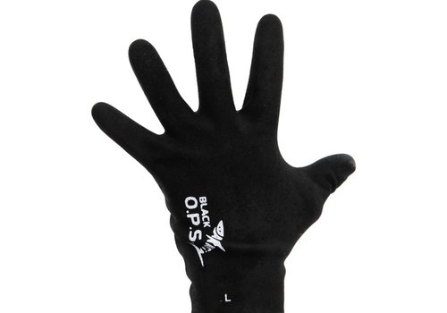 Darkfin Black O.P.S. Gloves WOMEN