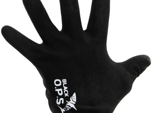 Darkfin Darkfin Black OPS Gloves Ladies