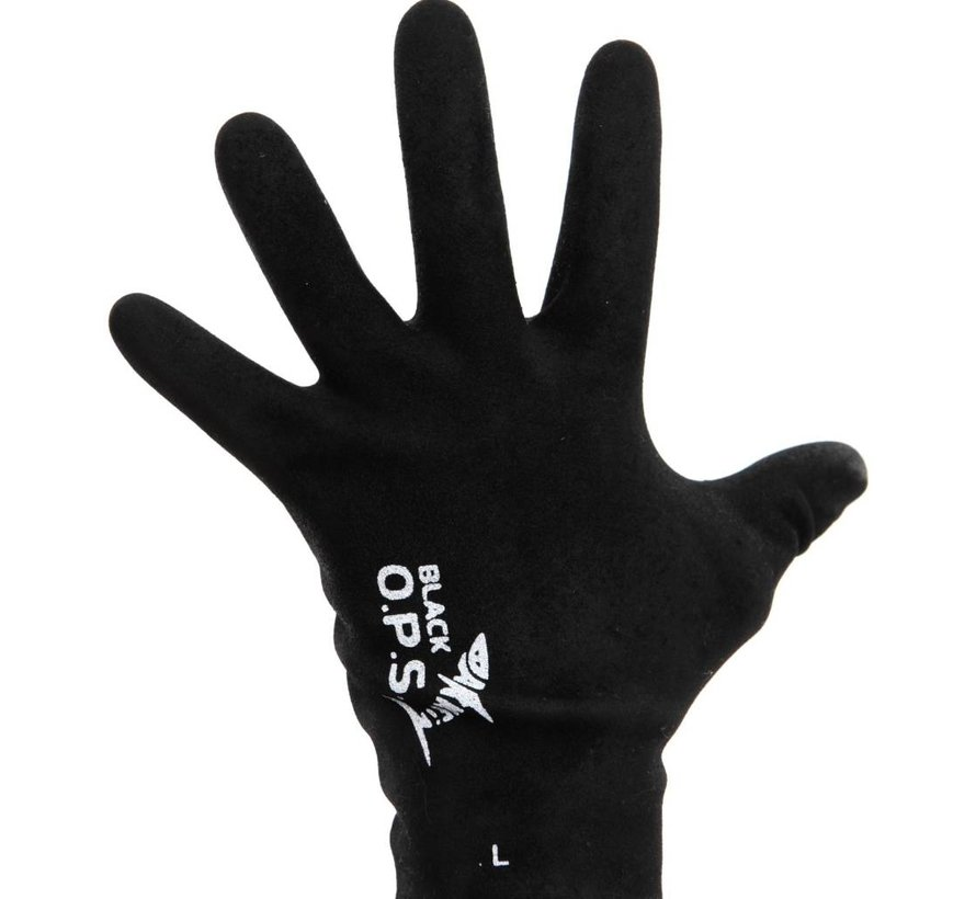 Darkfin Black OPS Handschuhe Damen