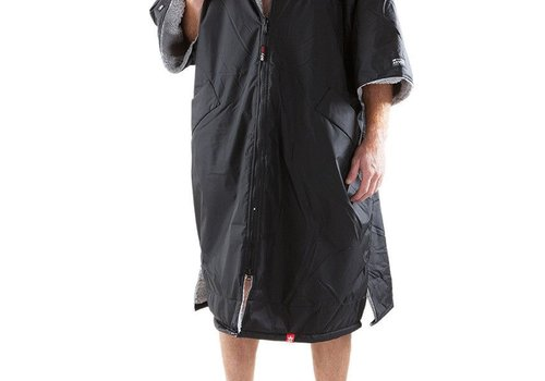 Dryrobe Shortsleeve Black-Gray