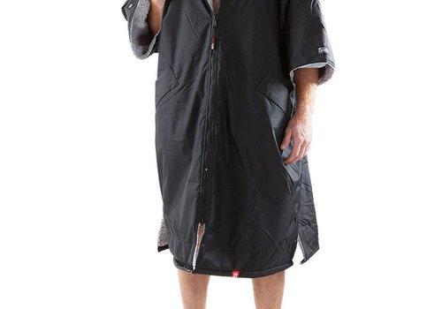 Dryrobe Shortsleeve Zwart-Grijs