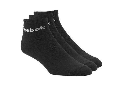 Reebok Ankle Socks Black (3 pair)